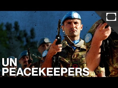 Download Youtube: What Exactly Do UN Peacekeepers Do?