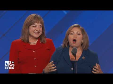 Watch Rep. Linda Sánchez speak at the 2016 Democratic National Convention