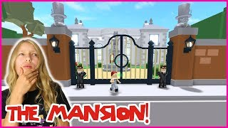 Robbing The Mansion!