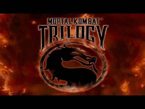 MK Trilogy N64 en Español Gameplay