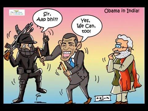 Narendra Modi Funny Cartoons, Narendra Modi Political Cartoons ...
