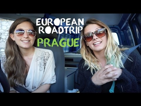 Prague Czech Republic - Europe Road Trip & Travel Vlog