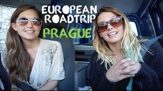 Prague Czech Republic - Europe Road Trip & Travel Vlog