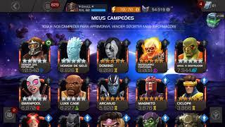 CONTA TOP A VENDA - Marvel Torneio De Campeões