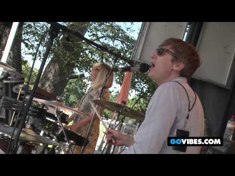 """Mates of State Perform """"Unless I'm Led"""" into """"Rearranger"""" at Gathering of the Vibes 2012"""