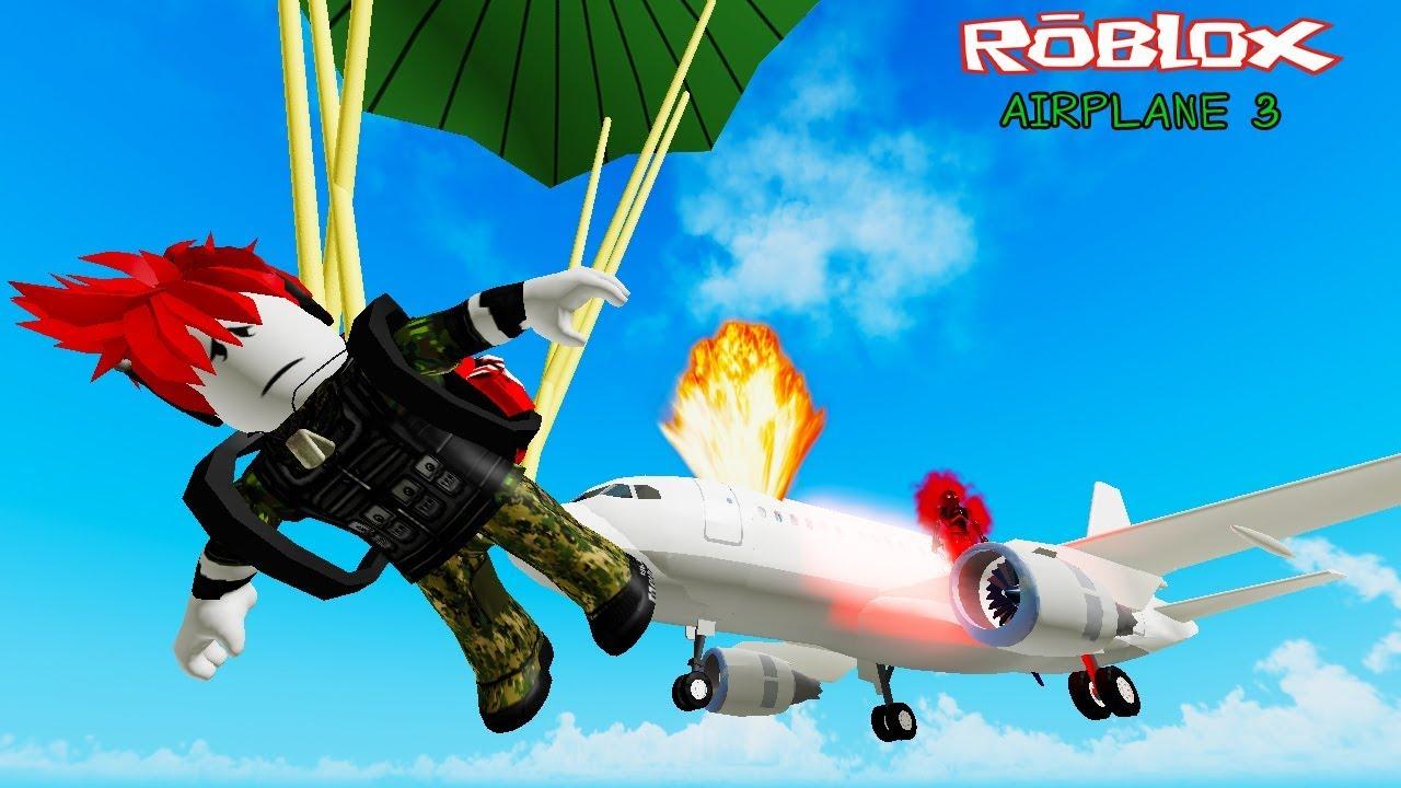 ถาเกดบนเครองบนมผ จะเกดอะไรขน Roblox Roblox Airplane 3 เน อเร อง เร องสยองของทหาร ท ต องไปช วยต วประก น บนเคร องบ น Youtube