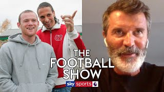 Roy Keane hilariously reveals how he dealt with Man Utd's dressing room banter 😂