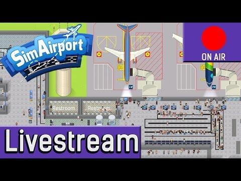 Sim Airport ► Livestream ► 18.03.2017