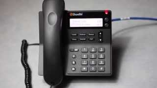 Transferring Calls with a ShoreTel IP 420 Phone