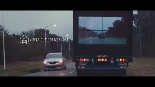 Светодиодный экран для фур и грузовиков(Светодиодный экран для фур и грузовиков, а так же мобильные светодиодные экраны, возможно заказать на нашем..., 2016-03-16T11:39:33.000Z)