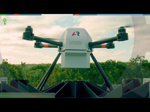 Дрон для фермеров Scout от American Robotics (Robotics.ua)