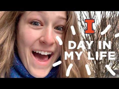 Zoe's Day In My Life   University Of Illinois Urbana Champaign