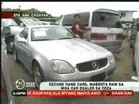 183838a12373ba 2nd Hand Cars from CAGAYAN ECONOMIC ZONE 7 29 08 - YouTube
