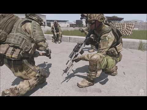 Repeat Final Dawn's Testing Day: Arma 3 OPTRE Halo Ops by Liru the