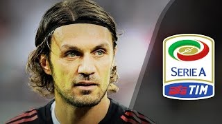 Top 10 Greatest Serie A Defenders