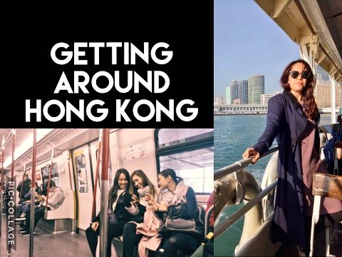 Hong Kong Transportation: Getting Around the City