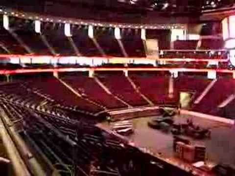Inside the PRUDENTIAL CENTER! (Part 3)