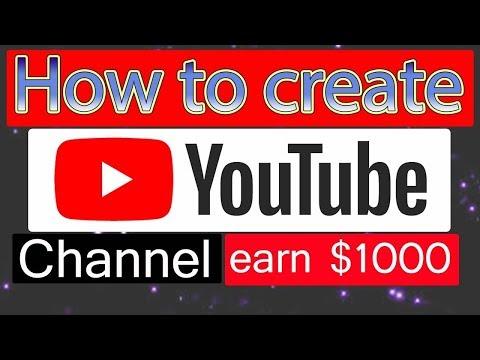 Как заработать деньги на YouTube. С чего начать вести канал на Ютубе