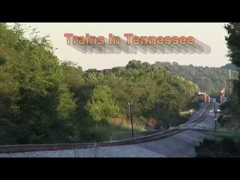 Trains in Tennessee