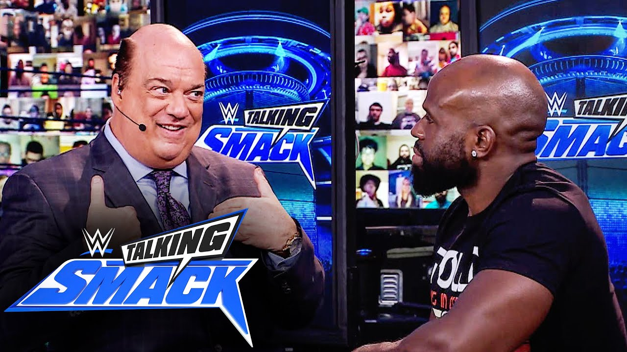 Paul Heyman tries to get answers from Apollo Crews: Talking Smack, Feb. 20, 2020