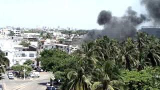 Balacera en el Centro Histórico de Veracruz - XEU Noticias (1)