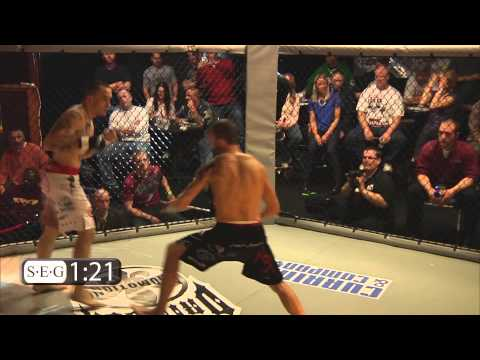 Havoc at the High Five - Nick Spina (8-3-1) Vs Sean Richman (4-0)