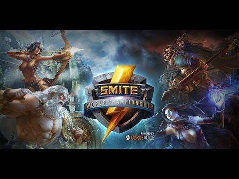 Enemy Esports Smite