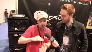 Namm 2014: Dragoon Custom Cabs - Plus Performance From Gianluca Ferro