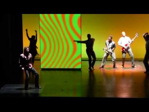 Motown the Musical - The Legacy of Berry Gordy - 2015 - Diana Ross the beginning