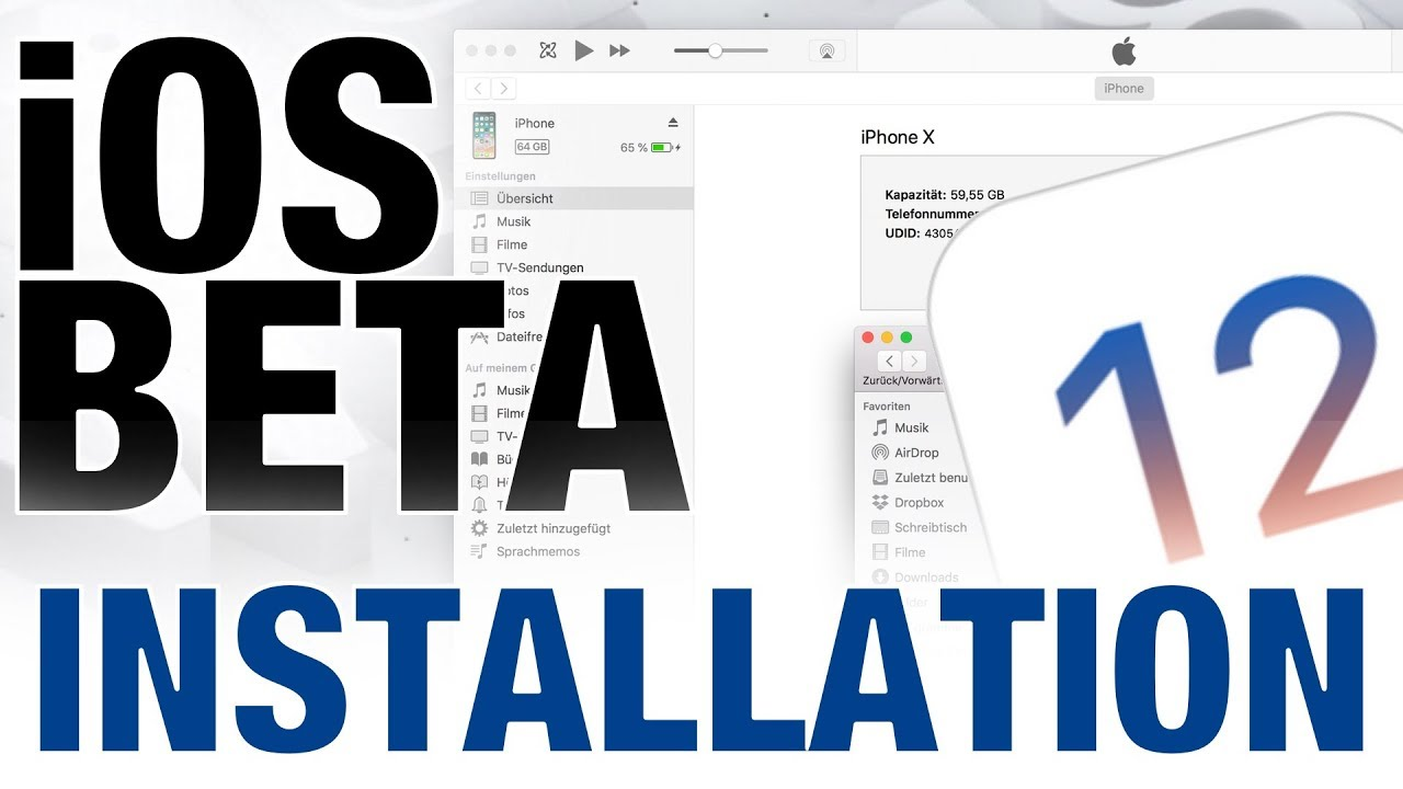 ios beta download links
