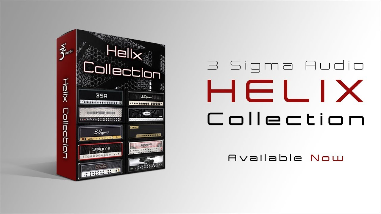 3 Sigma Audio Helix Collection