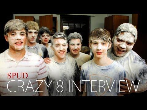 Spud 2: Crazy 8 Interview 2013