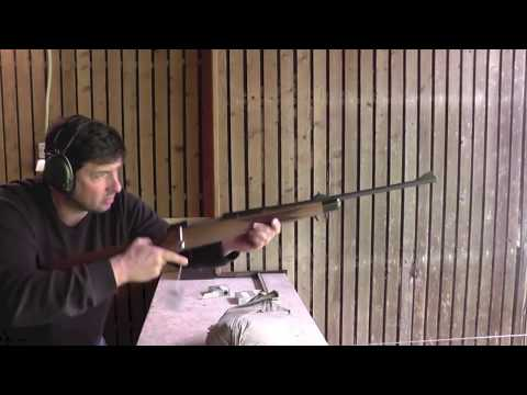 Testing a Mauser M03