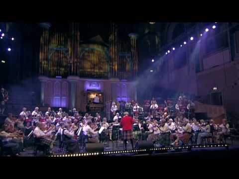 The Scottish Fiddle Orchestra - Homeward Bound on DVD