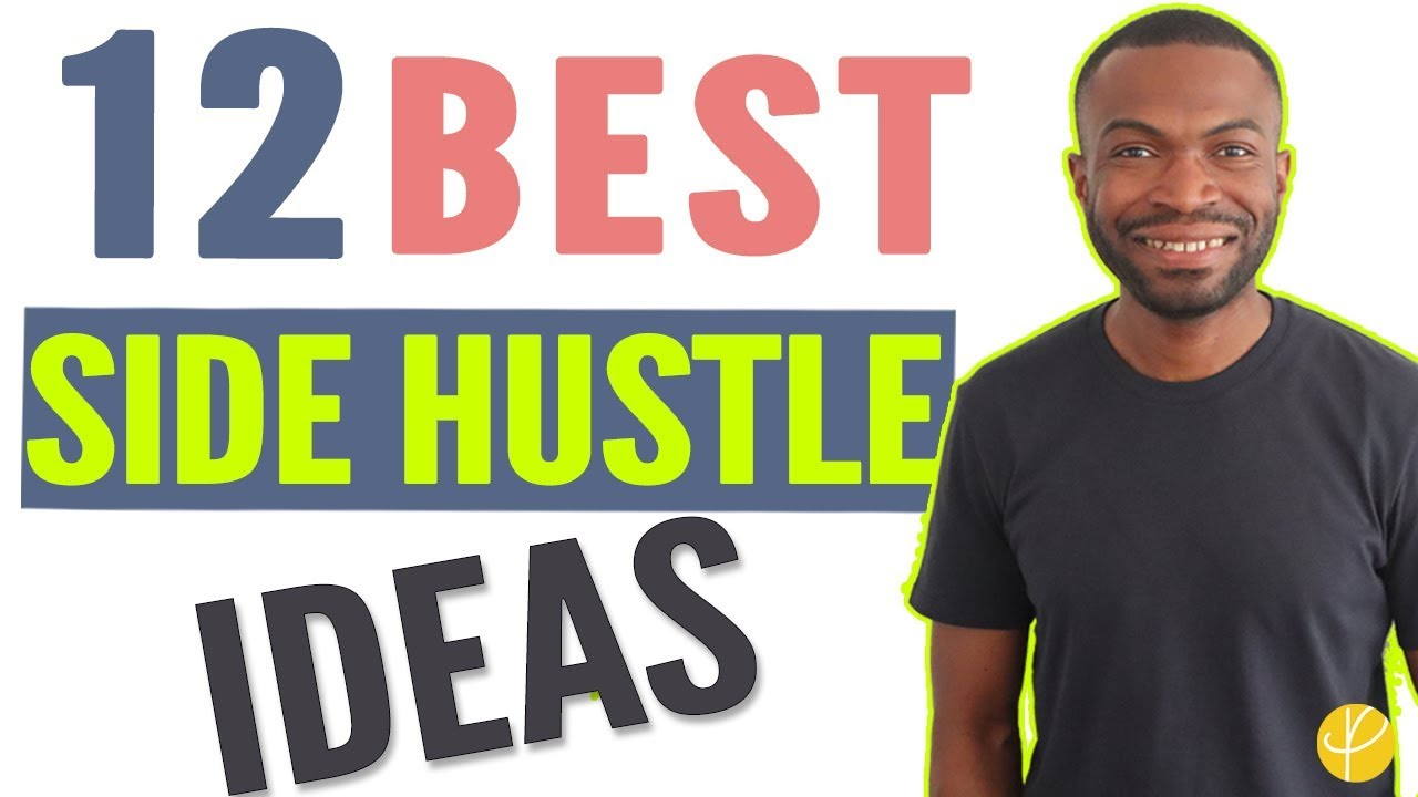 12 BEST SIDE HUSTLE IDEAS for Making Extra Money 2020 | UK