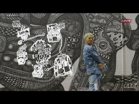 MINO's Style Map in TOKYO Episode1