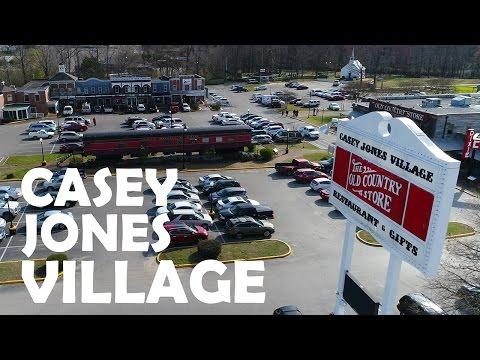 KEN HERON - Casey Jones Village  (4K)