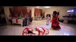 25.04.2015 Таня и Саша ролик онлайн SDE сделан во время свадьбы