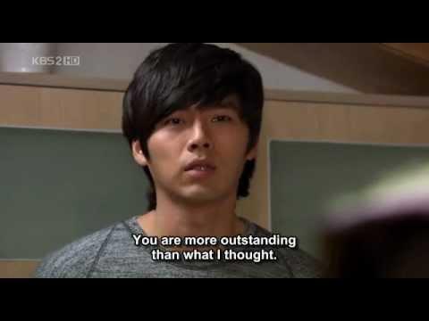 HYUN BIN SONG HYE KYO break up moment engsub