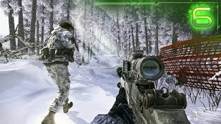 Modern Warfare 2 Campaign - Part 6 - Sniping with Captain Price