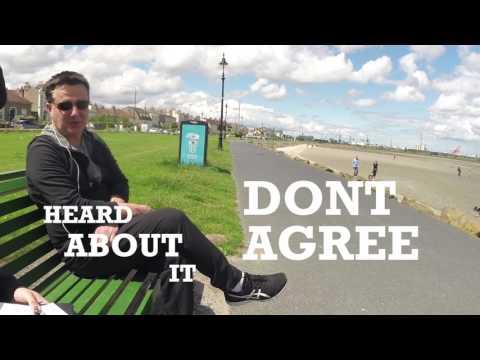 Interviewing Sandymount, Dublin - Paul Leonard D4