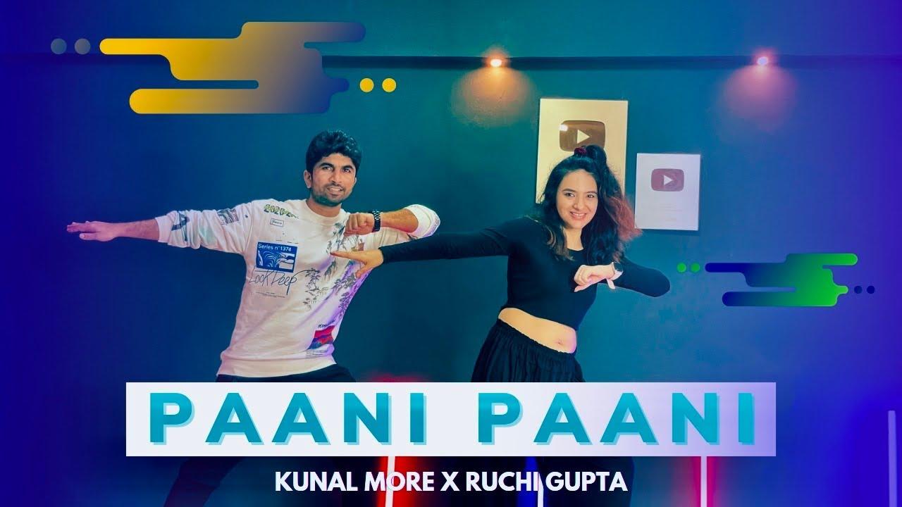 Badshah - Paani Paani Dance Video   Jacqueline Fernandez   Aastha Gill   Kunal More   ft.Ruchi Gupta
