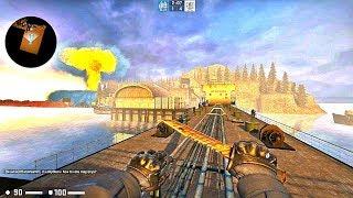 CS:GO · Zombie Escape Mod: ze_Traak_b2 · Steam Gamers