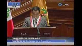 Palabras de Fredy Otárola en homenaje póstumo a Juvenal Ordoñez