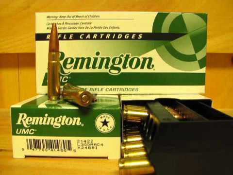 300 AAC Blackout Remington UMC 220 grain OT FB Ammo - L300AAC4 at SGAmmo com