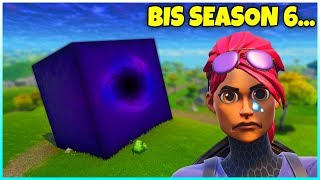 Fortnite: Season 6 | This happens with the Cube, Map, Loot Lake & Color Bomber!
