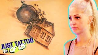 Savage 'Homewrecker' Tattoo ENDS Friendship | Biggest Arguments | Just Tattoo Of Us 4