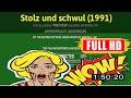 [ [0LD M0V1E R3VIEW] ] No.26 @Stolz und schwul (1991) #The6530espdd