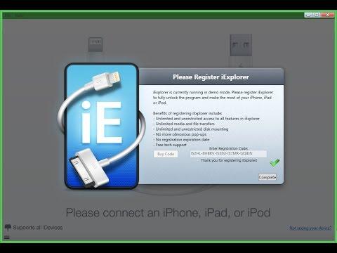 iExplorer 3 mac