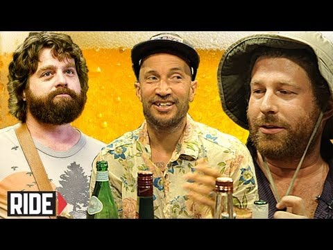 Jamie Thomas & Bart Jones: Naked footage, Women's Jeans & a Date with Erica Yary! Weekend Buzz ep.36